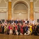 Заставка для - Бал «Полдня» в Петербурге