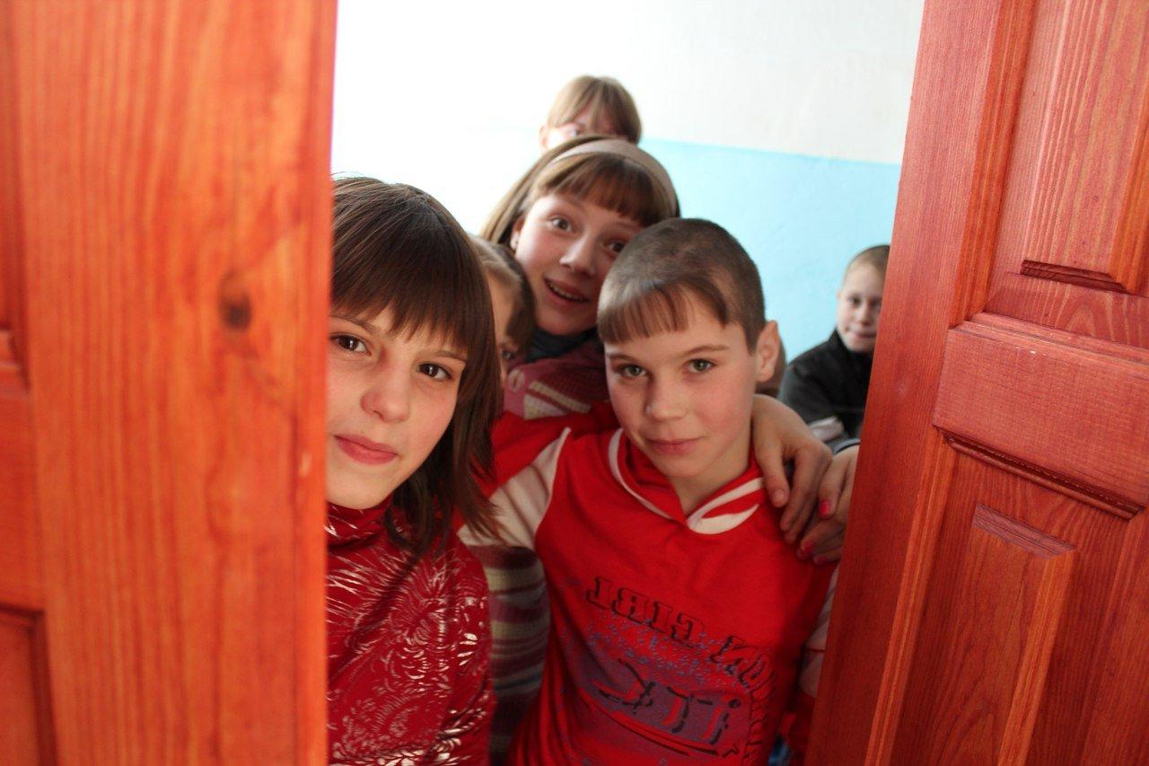 Фото детей из детского дома для усыновления омск